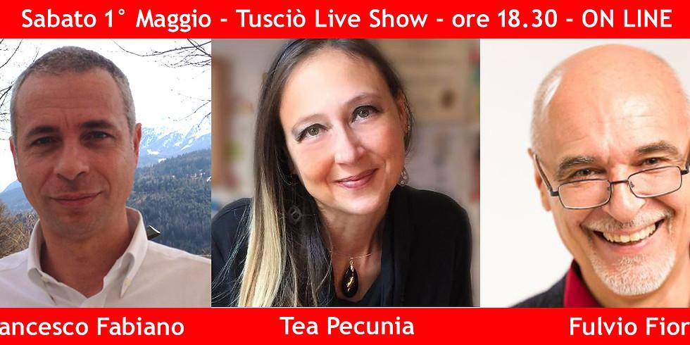 Festa della Resilienza - Tusciò Live Show
