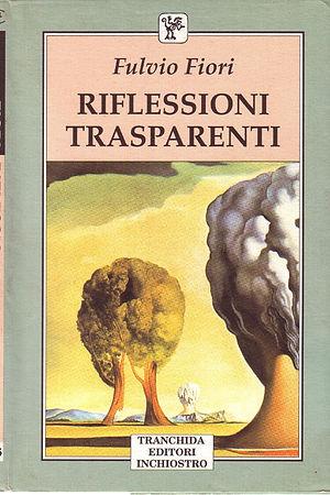 copertina di RIFLESSIONI TRASPARENTI