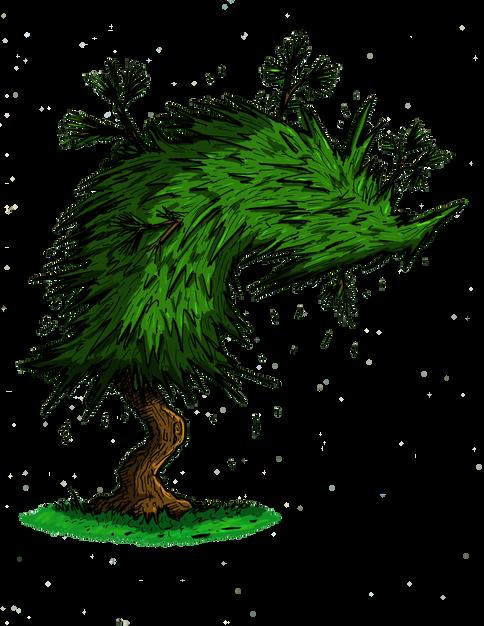 The Crappy Tree