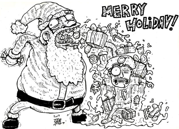 Merry Holiday!