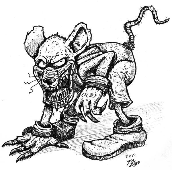 Ricky Rat