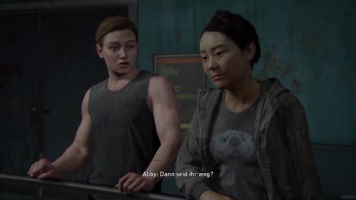 The Last of Us - Yara - Transgender.mp4