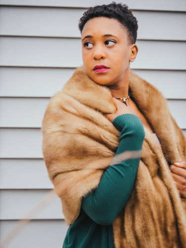 Model: Frankie Francois Photographer: Nicole Hailer of Nicole Hailer Photography