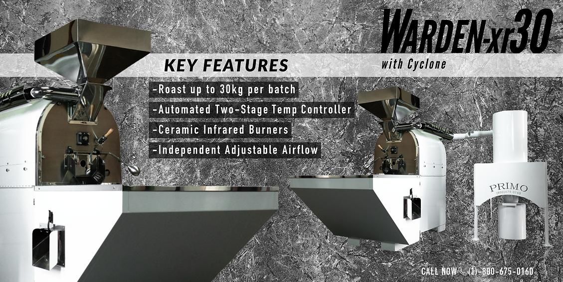 Warden-Xr30 Key Features