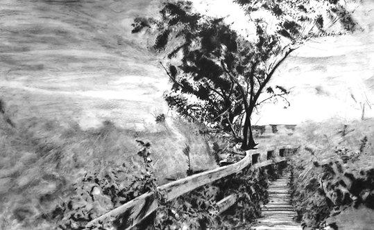 Le chemin des Âmes - Gérard Lucian Ricard