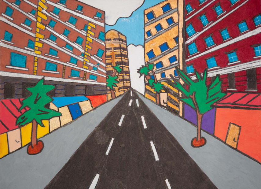 Canson peinture 4