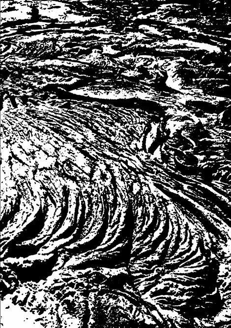 La Muraille de lave - Gérard Lucian Ricard