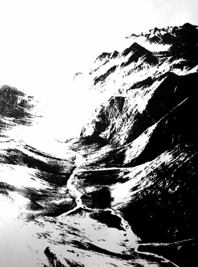 Gérard Lucian Ricard - Au-delà des Montagnes