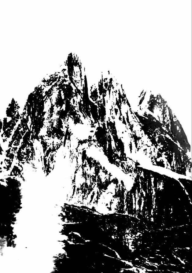 Gérard Lucian Ricard - Le Sommet des Dieux