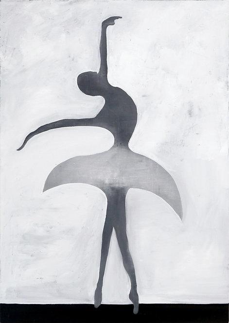 Etude de danseuse n°5 - Patrice Palacio
