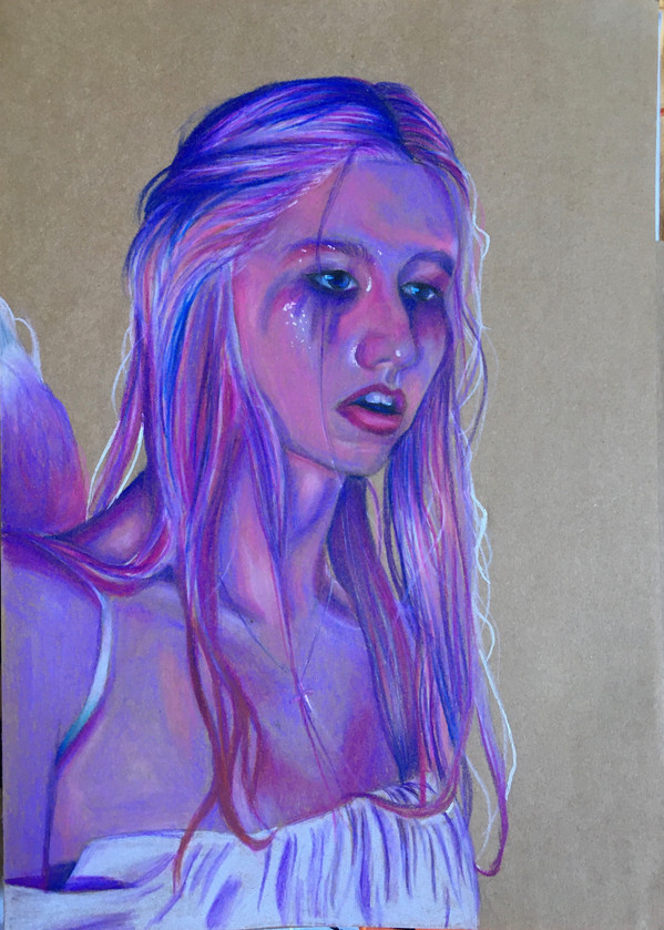Prisma 3 - the girl in pink