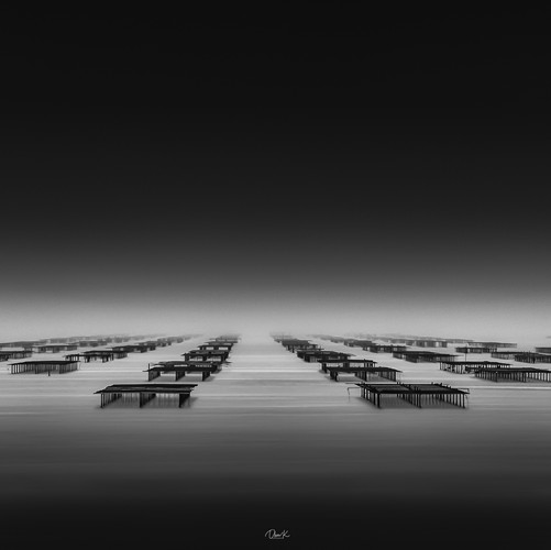 Thau Lagoon - Olivier Kauffamnn