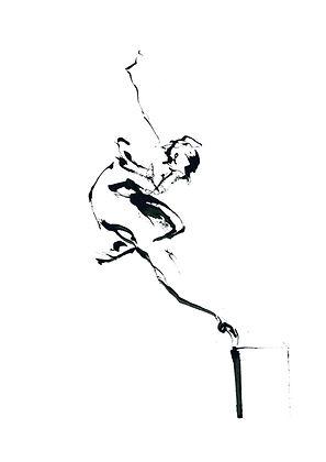 Patrice Palacio - Danse - Galerie Nuance