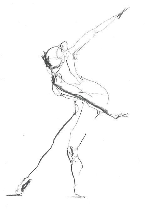Danse 34A - Patrice Palacio