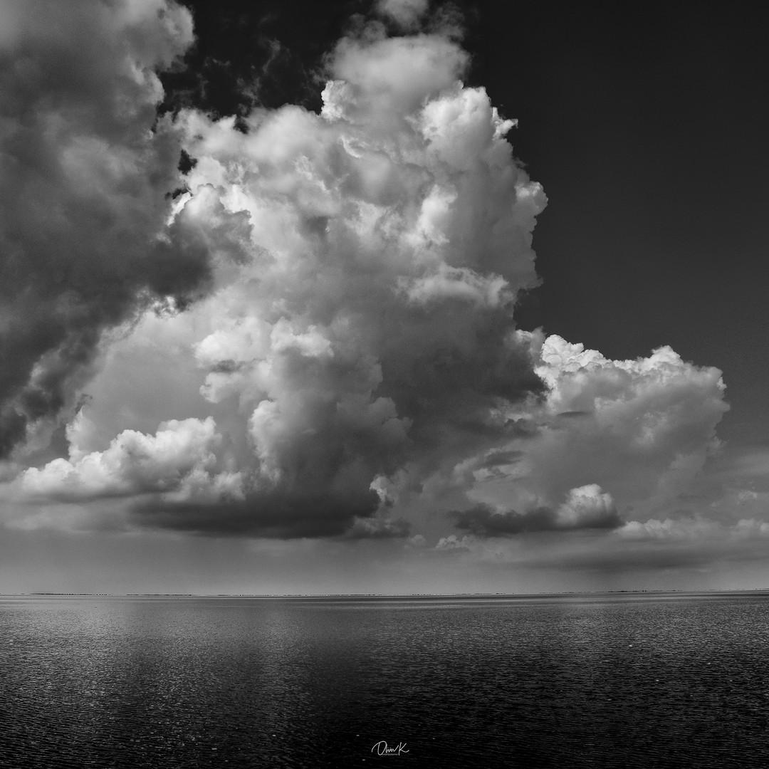 Camargue cloud - Olivier Kauffmann