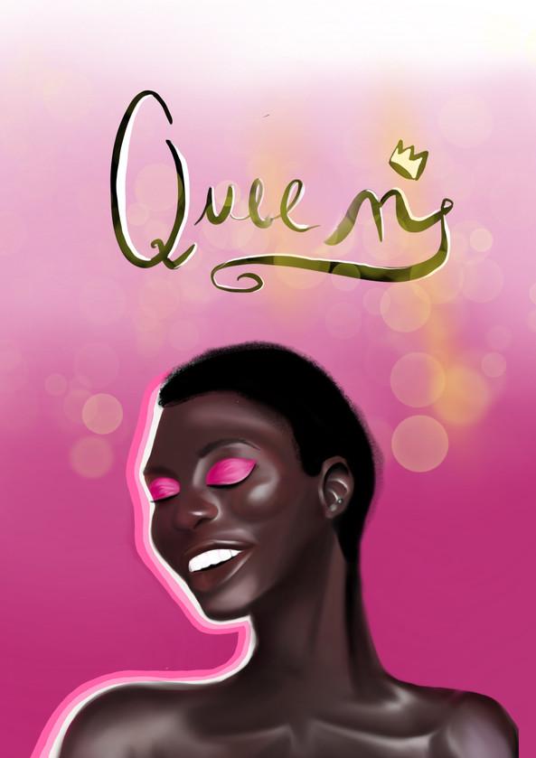 Digital 1 - queen