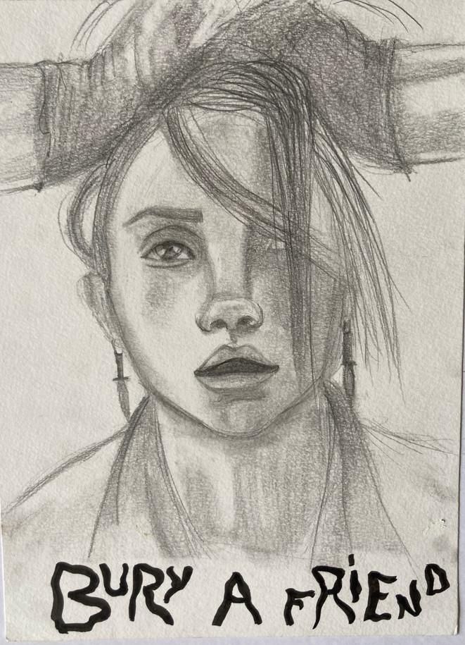 Crayon 2 - billie