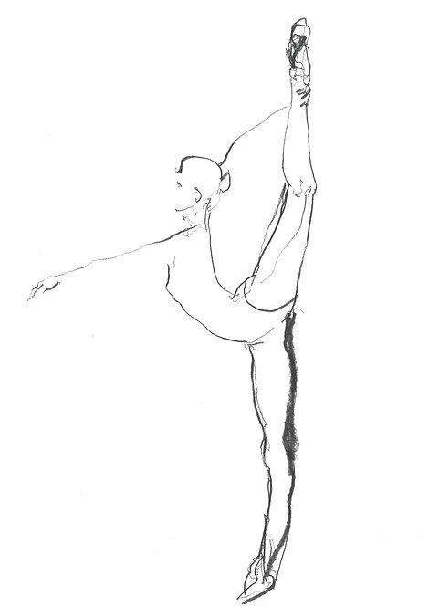 Danse 11A - Patrice Palacio