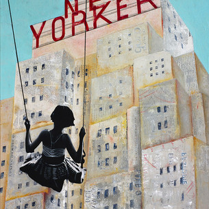 NEW YORKER (2020) SOLD