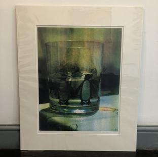 Ghanshyam Gupta, Glass
