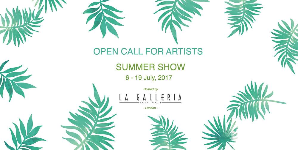 La Galleria Open Call
