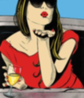 Deborah Azzopardi  The Great Escape, 2017  Lightbox  116 x 93 cm  45 5/8 x 36 5/8 in.  Edition of 10