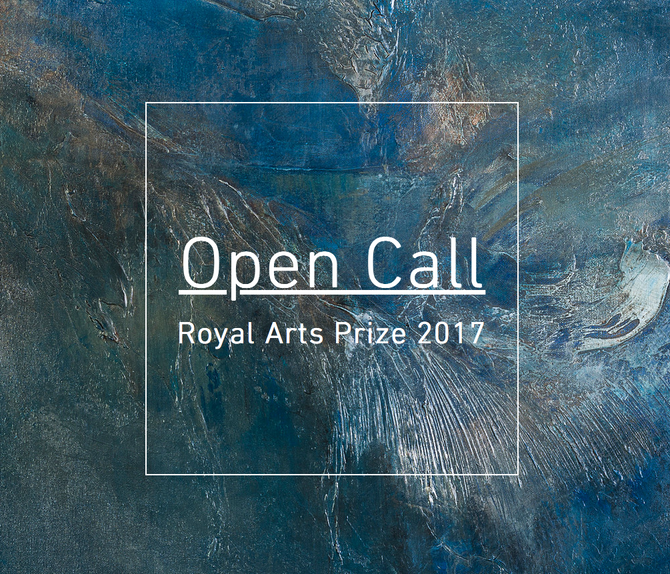 Royal Arts Prize Entry Deadline Extended until the 12th of May