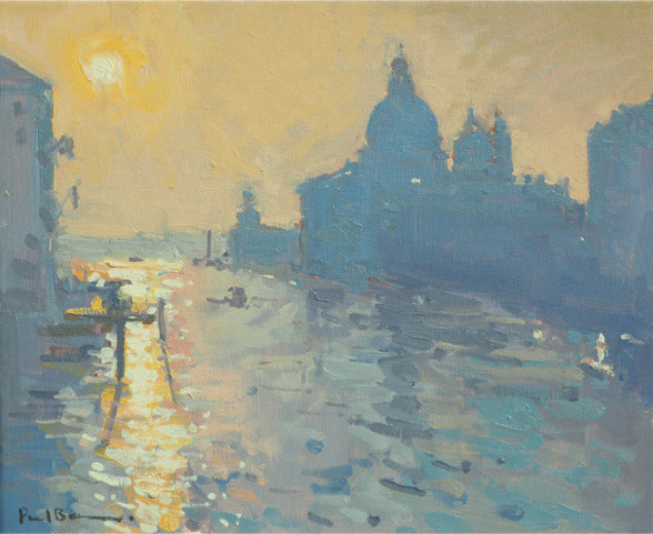 Sunrise, Venice