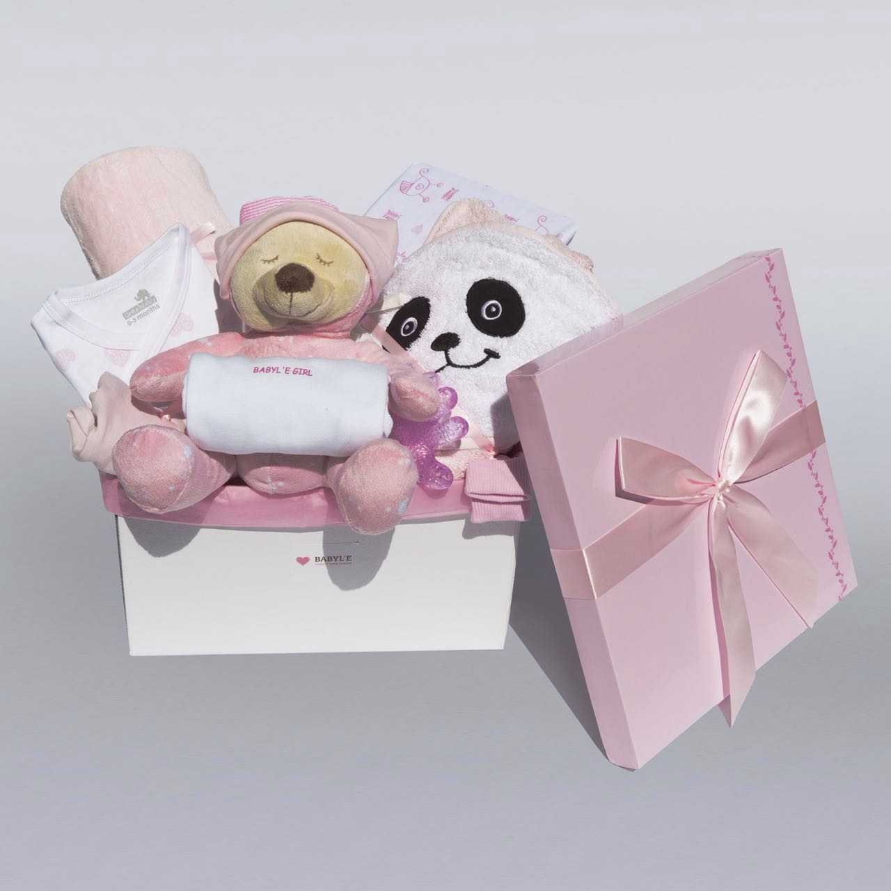 BABY BIG BOX GIRL