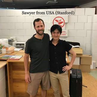Sawyer from USA