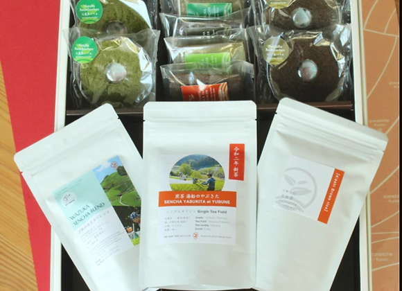 d:matcha Gift Set - Large