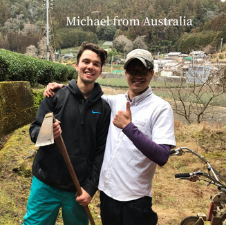 Michael from Australia