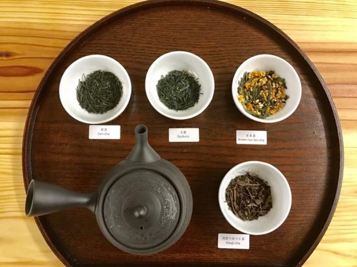 Green Tea Complete Flight
