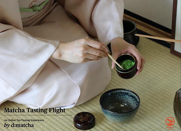Online Tea Tasting Guide (Matcha)