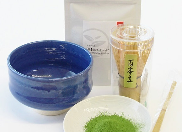 Matcha Starter Kit with Tea Bowl