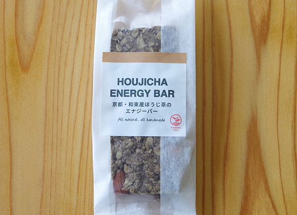 Energy Bar: Houjicha