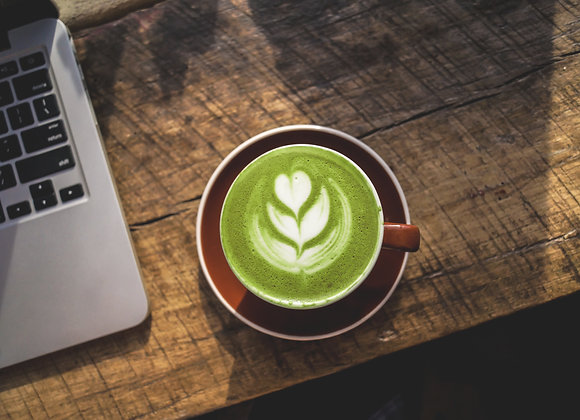 Matcha for Latte