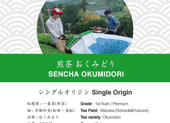 2019 First Flush: Sencha Okumidori
