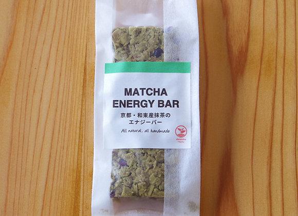Energy Bar: Matcha