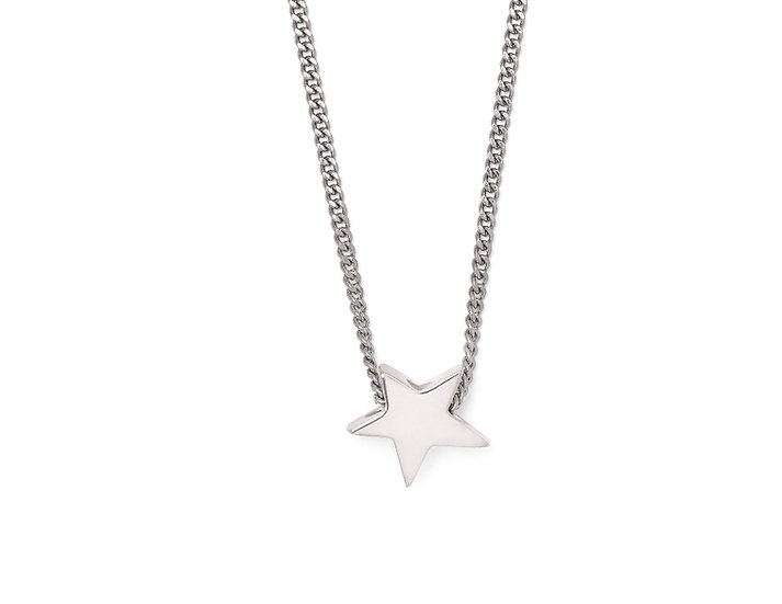 Collier Étoile / Silver STARS (Chocker)