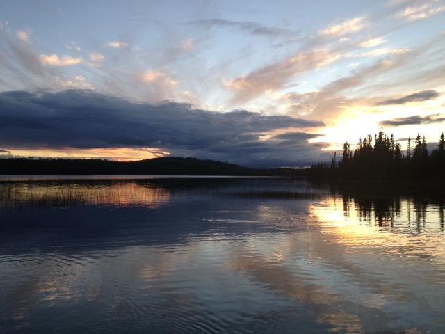 Au Nord du Lac St-Jean