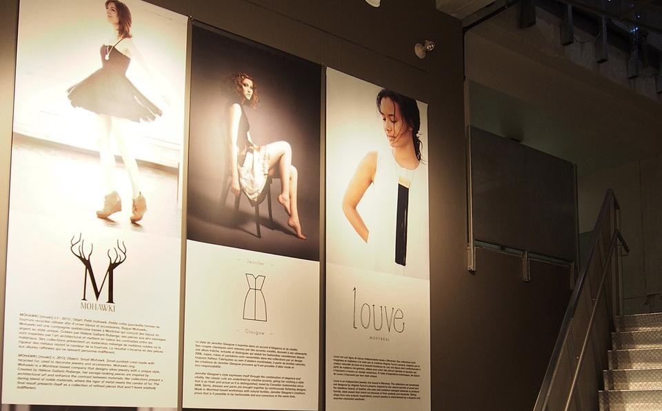 Gagantes du Concours Mode Montréal