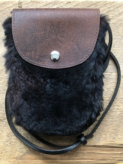 Petits sacs Chouchous-Cordon noir