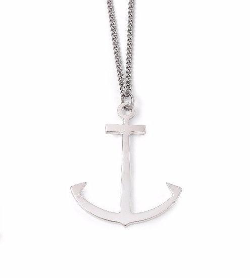 L'Ancre en Argent / Silver Anchor