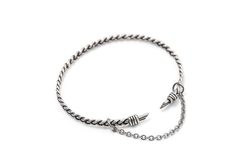 Bracelet Tressé / The Braided bracelet