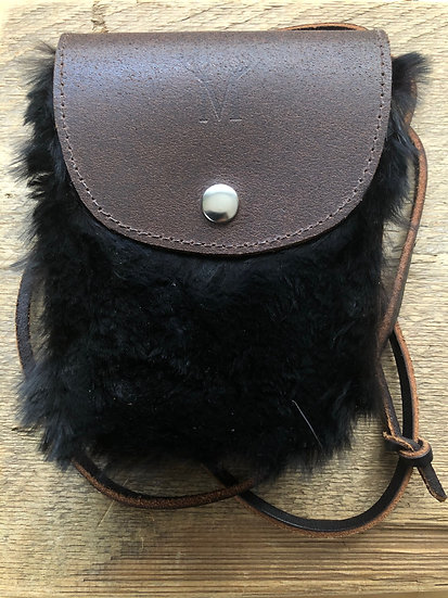 Petits sacs Chouchous-Cordon brun