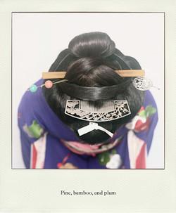 『 Kanzashi play 』