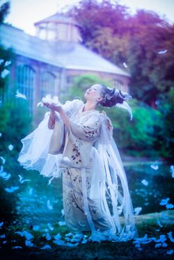 Swan maiden