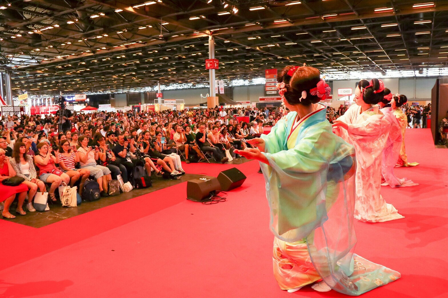 JAPAN EXPO18 ( 2017)