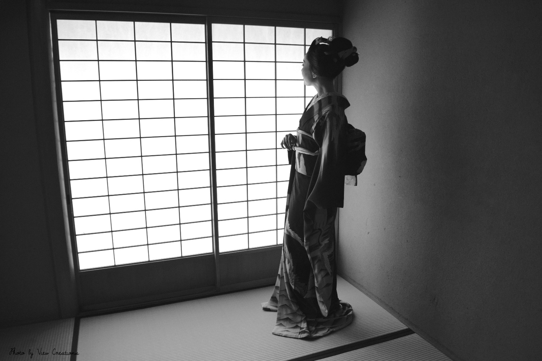 美JAPON Beyond KIMONO 2016 in 高台寺~月と風